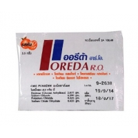 Oreda R O порошок напиток электролит питьевой 3,3 гр