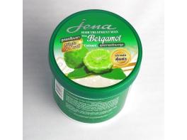 Jena Hair Treatment Wax With Bergamot тайская маска для волос 500 мл
