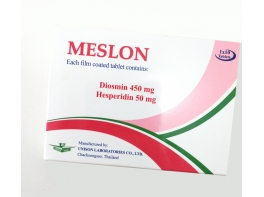 Meslon таблетки от варикоза 30 шт