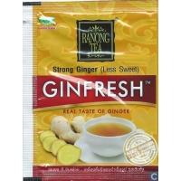 Ginfresh чай с имбирем для похудения 10 п