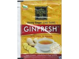 Ginfresh чай имбирный для похудения 10 п из Таиланда