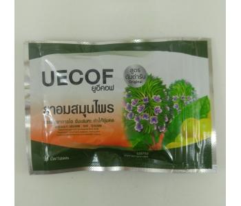 Тайские леденцы от кашля 100% натуральные UECOF 20 шт