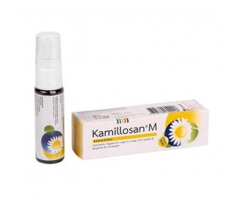 Kamillosan M спрей для полости рта Камиллосан М 15 мл