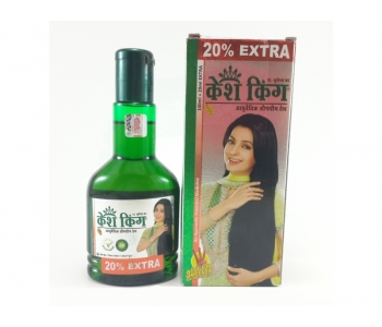 Лосьон против выпадения волос King Ayurvedic Medicinal Hair Oil 120 мл
