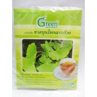 Чай зеленый Гинкго Билоба Green product 40 гр