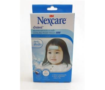 Nexcare пластырь для детей KoolFever 6 шт