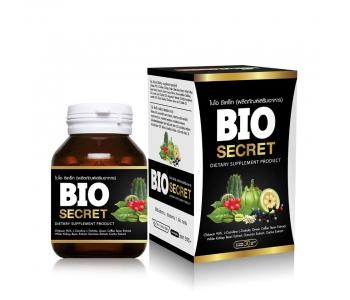 Таблетки для похудения без вреда для здоровья Bio Secret 30 шт