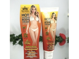 Hot Massage Body Cream антицеллюлитный крем с имбирем 120 мл