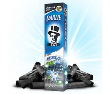 Угольная зубная паста Дарли 40 гр