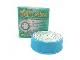 Тайская круглая зубная паста 5 Stars 4A 25 гр