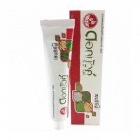Тайская травяная зубная паста Dok Bua Ku Twin Lotus (Твин Лотус) 140 гр