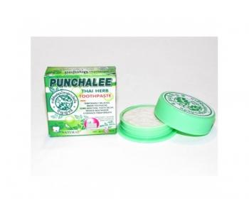 Тайская зубная паста на травах Punchalee 25 гр