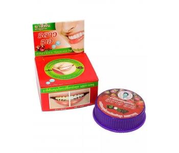 Тайская зубная паста с мангостином 5 Stars 25 гр