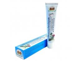 Травяная отбеливающая и очищающая эмаль зубная паста Абхайпубет тайская 100 гр