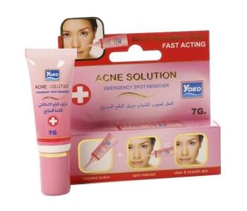Acne Solution тайский крем от прыщей 7 гр
