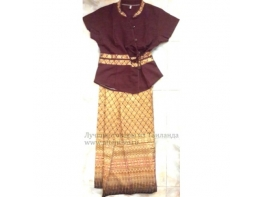 Костюмы для массажистов тайская одежда для персонала