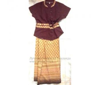 Костюмы для массажистов тайская одежда для персонала.