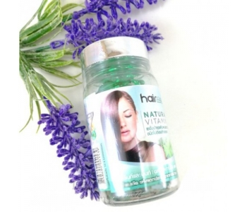 Витаминные капсулы для роста волос Moss 20 шт