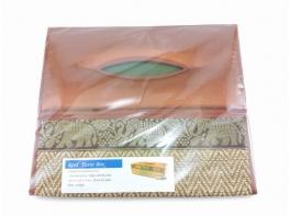 Салфетница в тайском стиле шелк