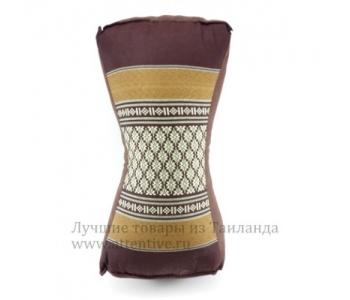 Подушка косточка тайский стиль