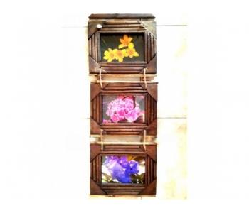 Декор для интерьера картины в связке 3 шт