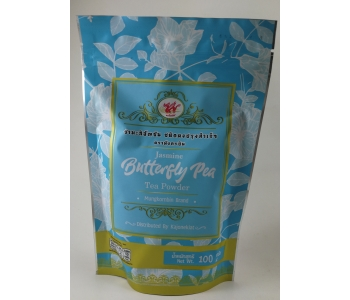 Чай Матча синий Анчан с жасмином MungKornBin 100 гр