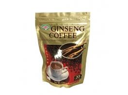 Кофе с женьшенем Instant Ginseng Coffee 3 в 1 400 гр 20 саше пакетов