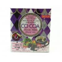 Какао для похудения Cocoa Detox-Slim 10 пакетов