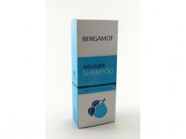 Бергамот шампунь с экстрактом алоэ вера от выпадения и для блеска волос Bergamot 100 мл