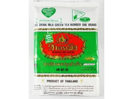 Тайский чай изумрудный молочный Tea Number one 200 гр