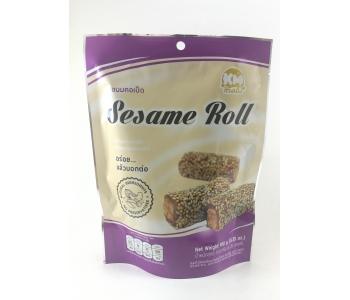 Кунжутные конфеты с орехом Sesame roll 180 гр
