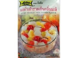 Домашний мармелад на основе агар-агар Lobo Jasmine Flavour Agar Dessert Mix 130 гр
