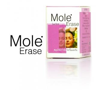 Mole Erase Pimpa для удаления папиллом в домашних условиях 3 гр