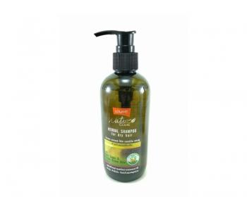 Nature Lolane растительный шампунь для сухих волос 280 мл