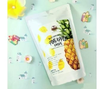 Ананасовые чипсы 30 гр