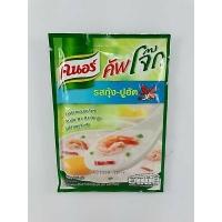 Тайская рисовая каша с креветками Knor 35 гр
