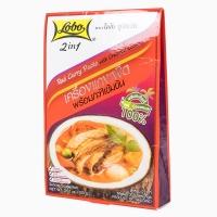 Паста для приготовления соусов и супов Ред кари с кокосовым кремом Lobo 100 гр