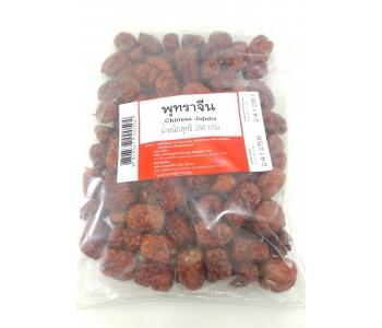 Зизифус (унаби) лекарственный вяленый Ююба китайский финик Jujube 250 гр