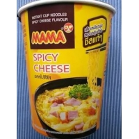 Лапша тайская острый сыр Spicy Cheese Mama 63 гр
