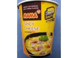 Лапша тайская острый сыр Spicy Ceese Mama 63 гр