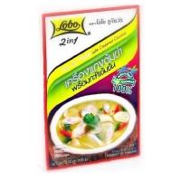 Том Кха (Том Ка) паста с кокосом приправа для тайского супа 100 гр
